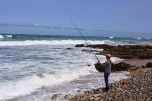 Struisbaai - Shore Fishing
