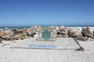 Most Southern Tip of Africa (Where the two oceans meet)